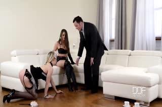 Скачать БДСМ и Фетиш порно видео №174