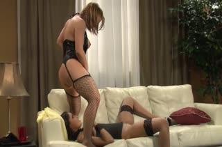Милое порно с красивыми девушками в чулках №1362 3