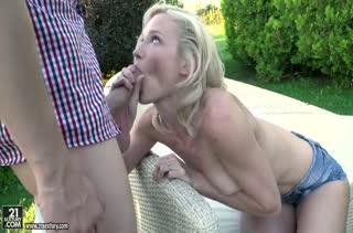 Страстное порно снятое на природе №2617 2