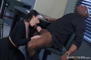 Смачное порно видео со здоровыми неграми №2536 3