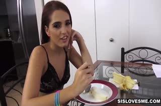 Парочка решается снять домашнее порно видео №2066 1
