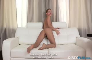 Парочка решается снять домашнее порно видео №770 3