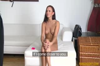 Сочная телочка захотела попробовать порно кастинг №751 4