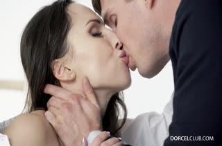 От нереального дикого секса телка классно извивается №2661 5